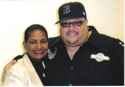 Pam and Fred Hammond