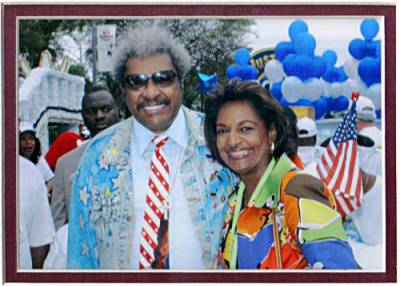 Pam and Don King