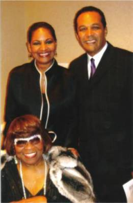The Queen- Albertina Walker, Clifton Davis & Pam