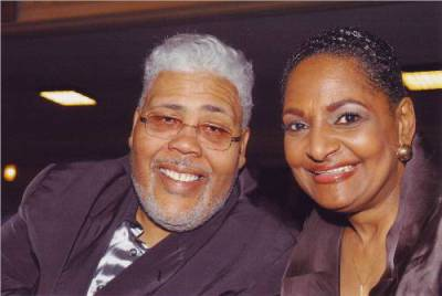 Pam & Rance Allen at The Oak Park Gospel Festival