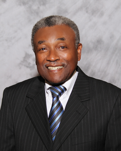 Dwight Madison Sr.  Minister Emeritus of Leadership Development