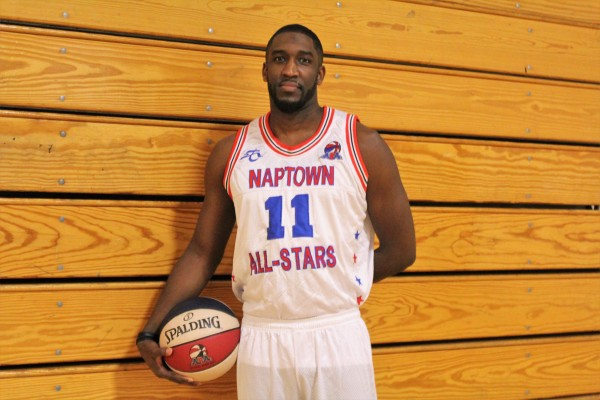 "Steven Carter 6'5"" Power Forward"