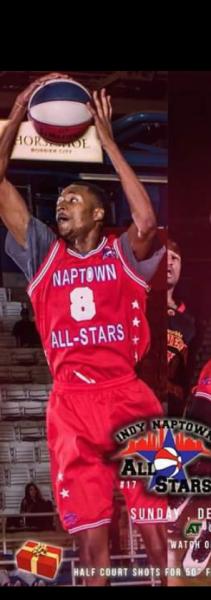 """Jordan Collier 6'8"""" Forward"""