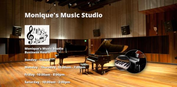Monique's Music Studio