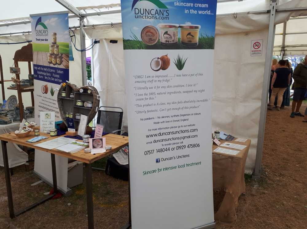 Successful day at Swanage Rotary Summer fete