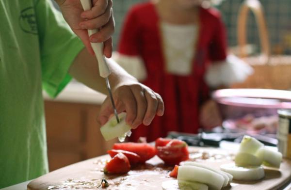 Steps Towards Sustainable School Food