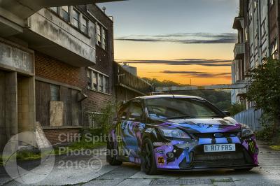 Focus RS Rob Williams #1