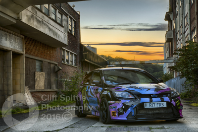 Focus RS Rob Williams #1