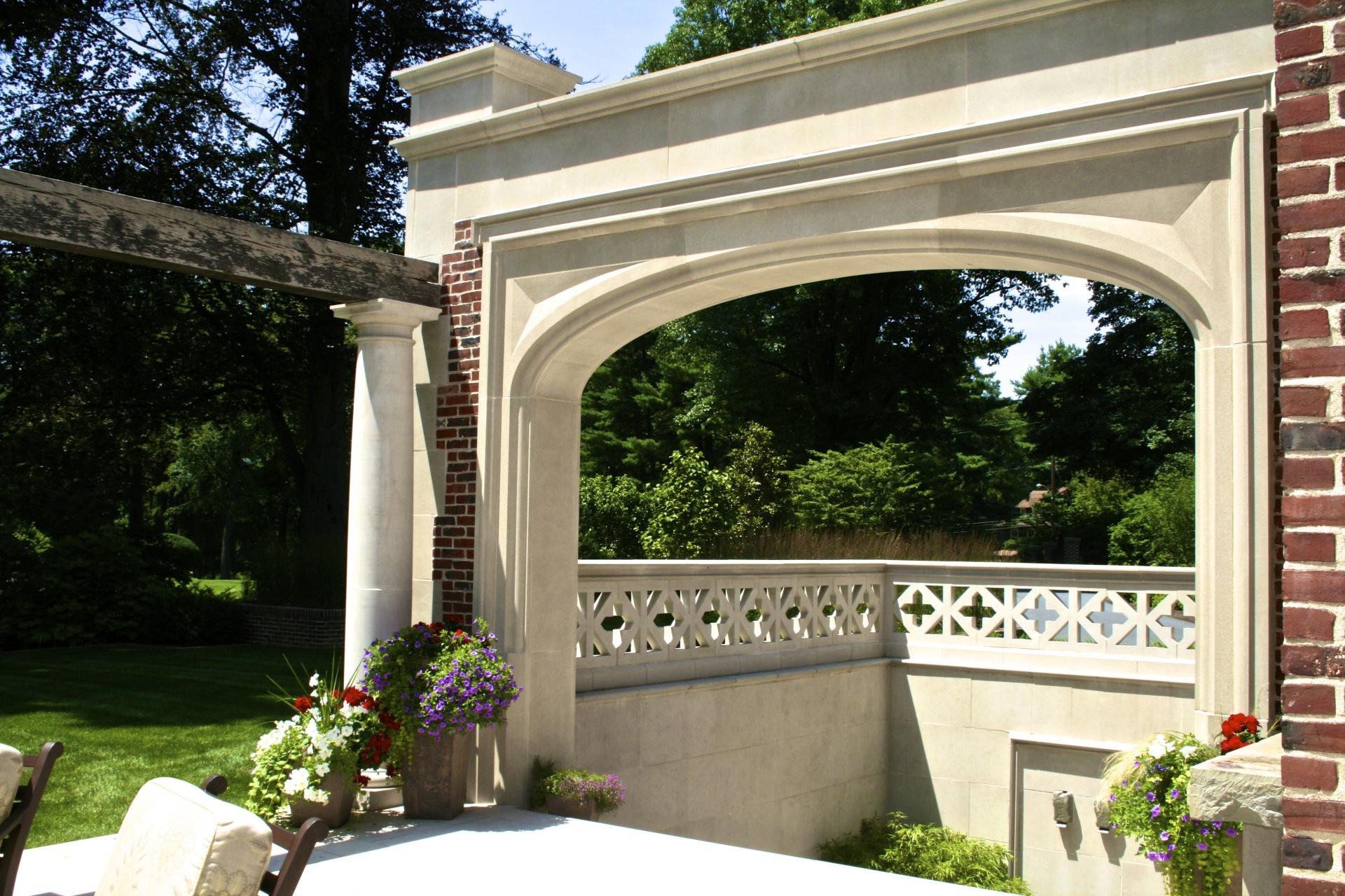 Porches and Porticos
