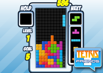 Tetris Friends Online Games