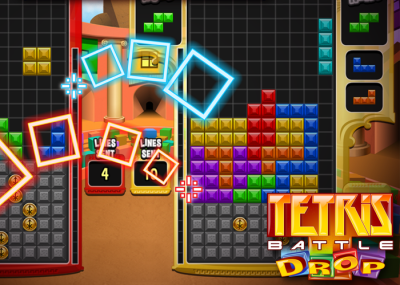 Tetris Battle Drop for iPad