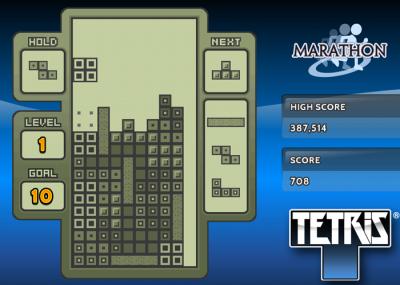 Tetris on Roku Devices