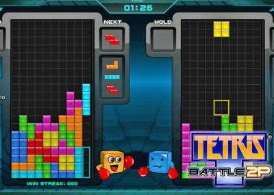 Tetris® Battle 2P