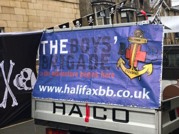 Halco Helps the Boys Brigade