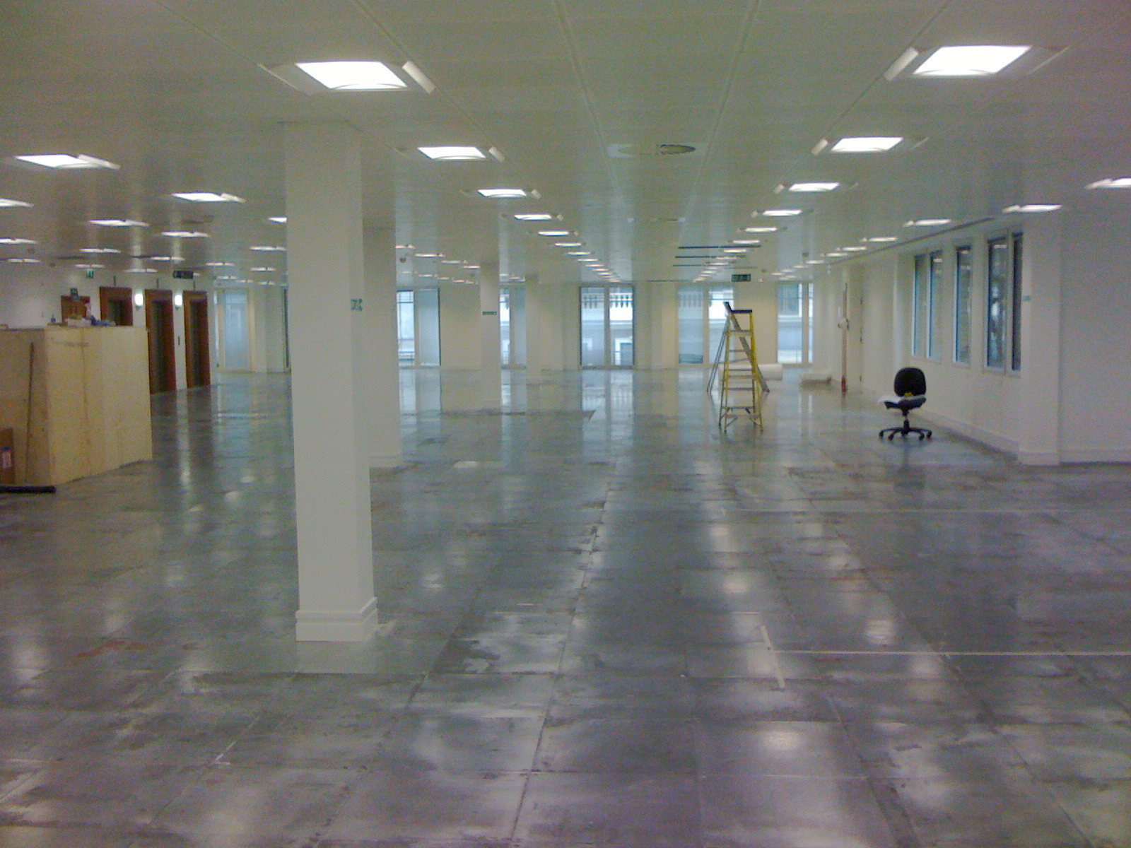 London Office refurbishment
