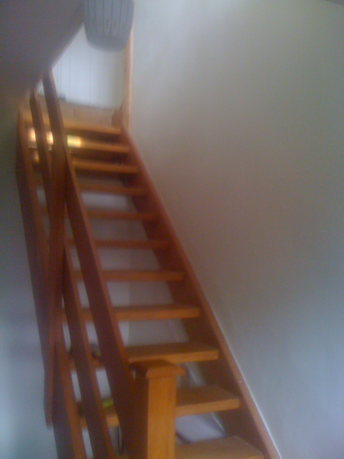 1980's Staircase- not meeting current legislation