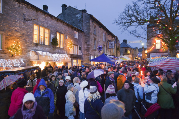 EXCITING NEWS ABOUT OUR FAMOUS DICKENSIAN CHRISTMAS FESTIVAL