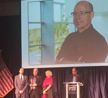 Orlando Garcia Award Photo