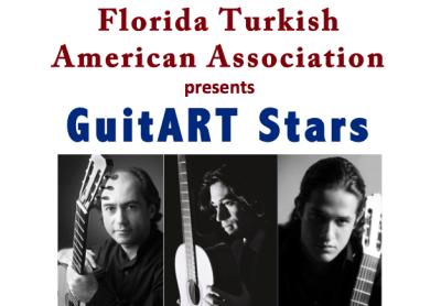 GuitART Stars Concert Photo