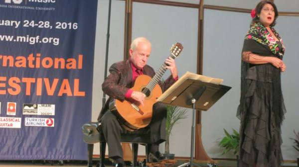 MIGF Concert: Molina Duo