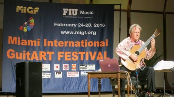 MIGF Concert: Benjamin Verdery
