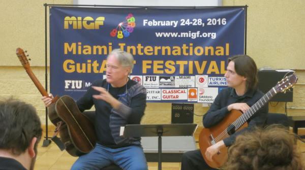 MIGF Masterclass: Benjamin Verdery