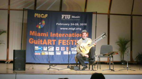 MIGF Concert: Robert Trent