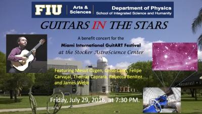Guitar Nebula Concert Photo