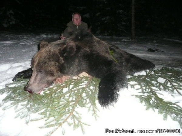 Insurance for Big Game Hunting Tours, Guided Hunting and Guided Fishing Tours
