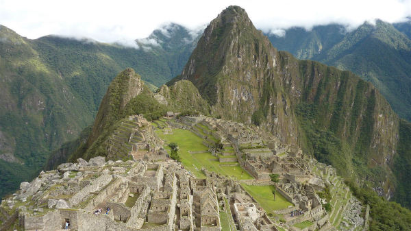 Machu Picchu - The Classic Shot