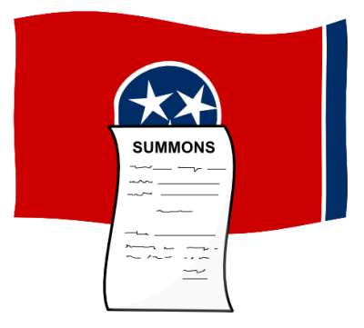 Beware of Default Judgments Properly Served in Child Custody cases in Tennessee