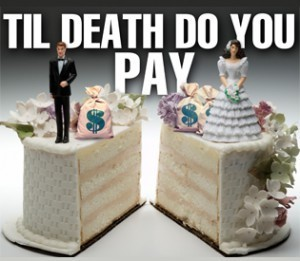 'TILL DEATH DO YOU PAY: ALIMONY OBLIGATIONS IN TENNESSEE DIVORCE PROCEEDINGS