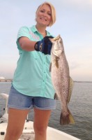 galveston bay trout fishing guide fish red kemah tx texas