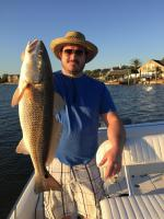 galveston bay trout fishing guide fish red kemah tx texas best