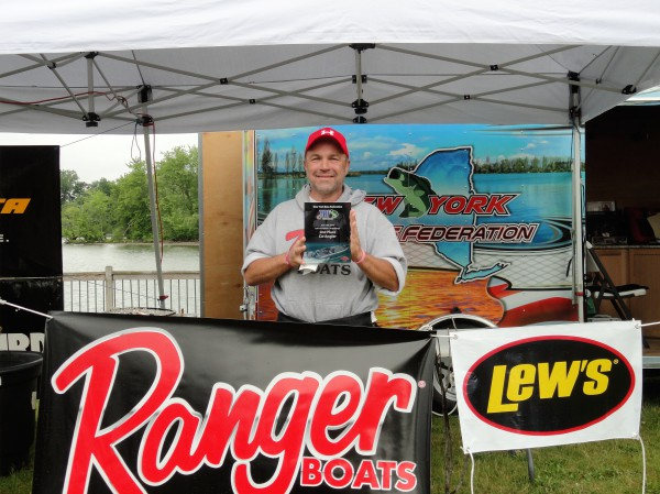 2nd Place Co-Angler - Dave Diodato