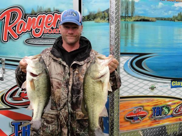 Boater Lunker- Steve Binster
