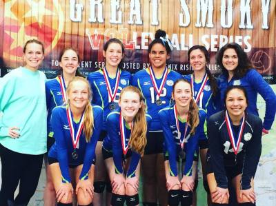 14 Blue - Won Silver Division of Chattanooga Battleground Explosion