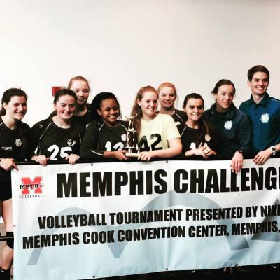 17 Green - Won Bronze Division of Memphis Challenge