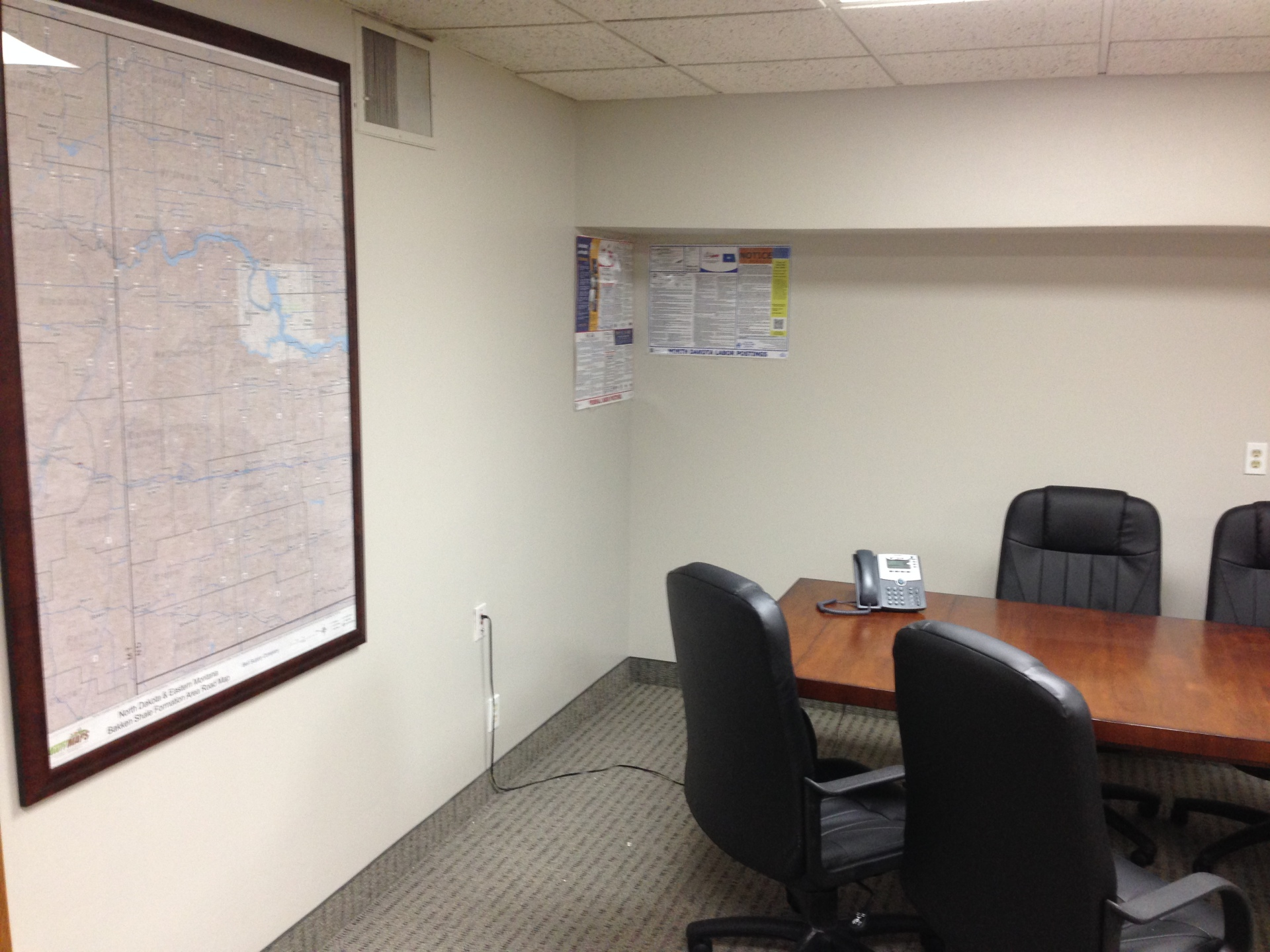 Office Sublease-Dickinson, ND