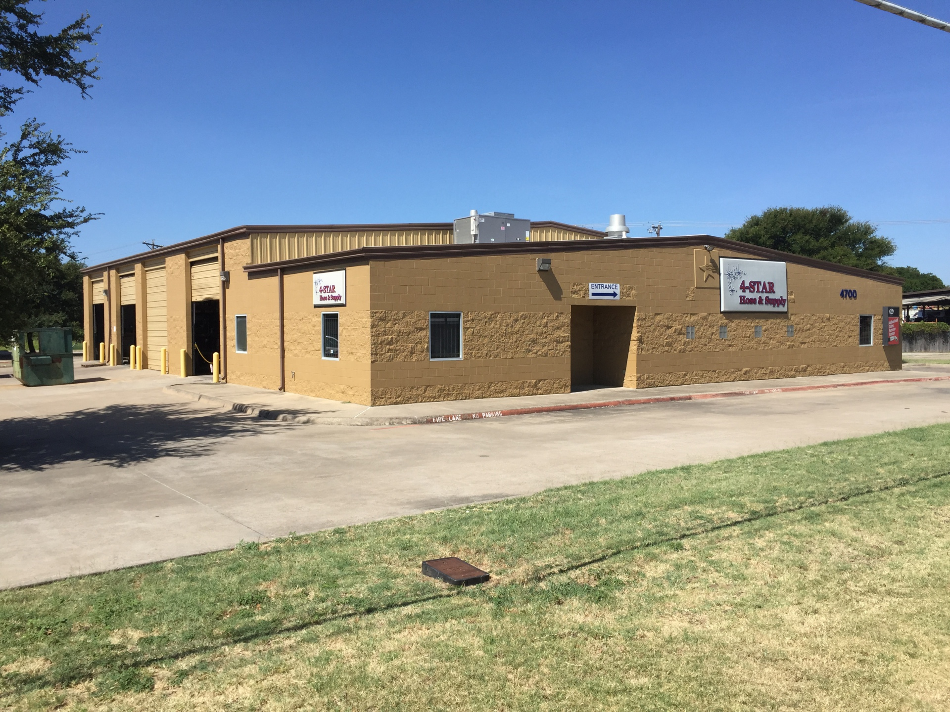 Maintenance Facility | Fort Worth, TX