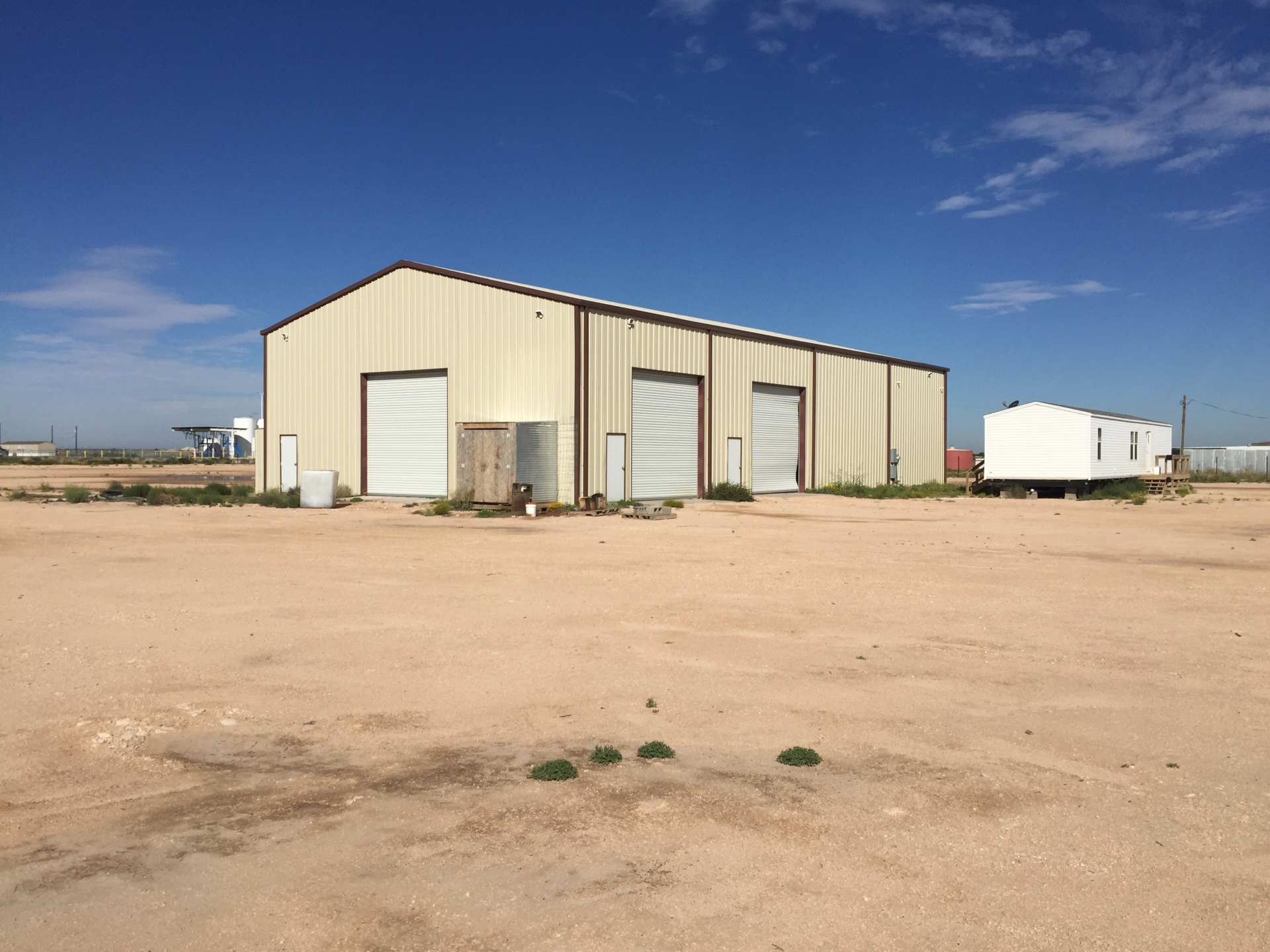 Former Trucking Facility | Monahans, TX