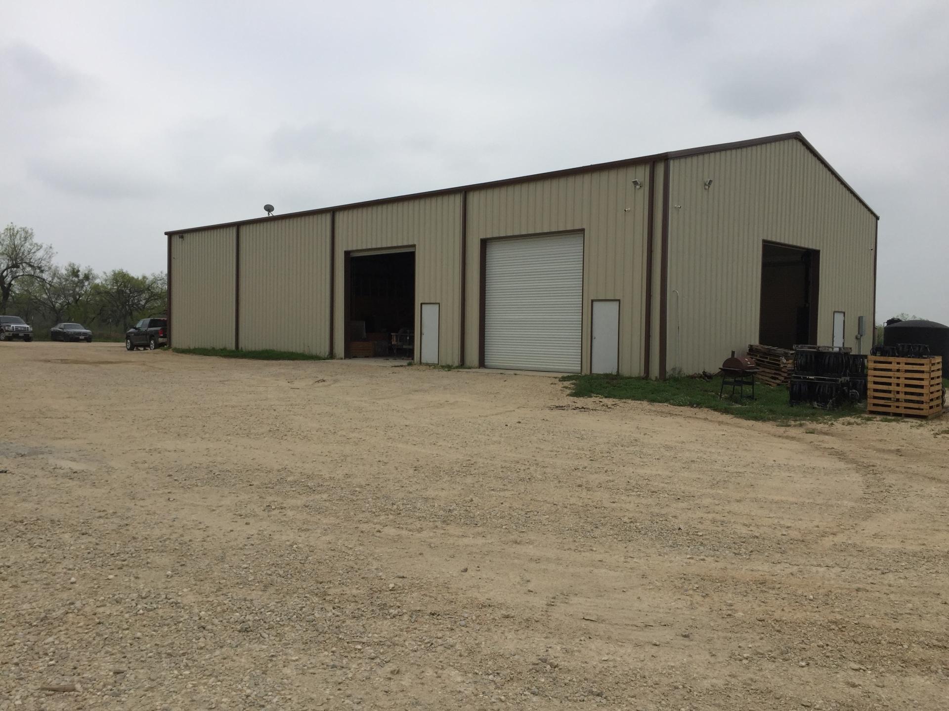 5,000SF Shop | Pleasanton, TX