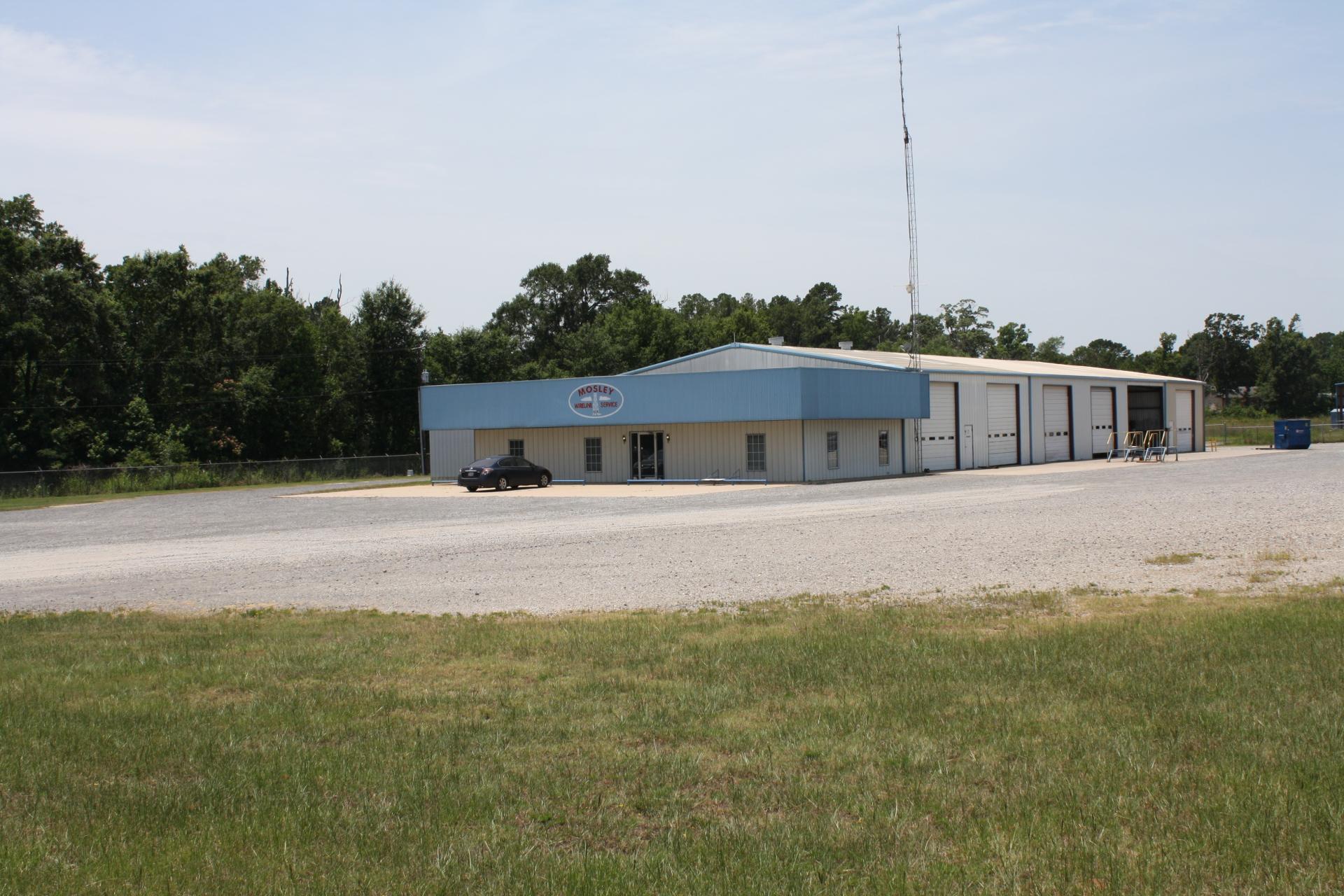 14,800SF Shop | Marshall, TX