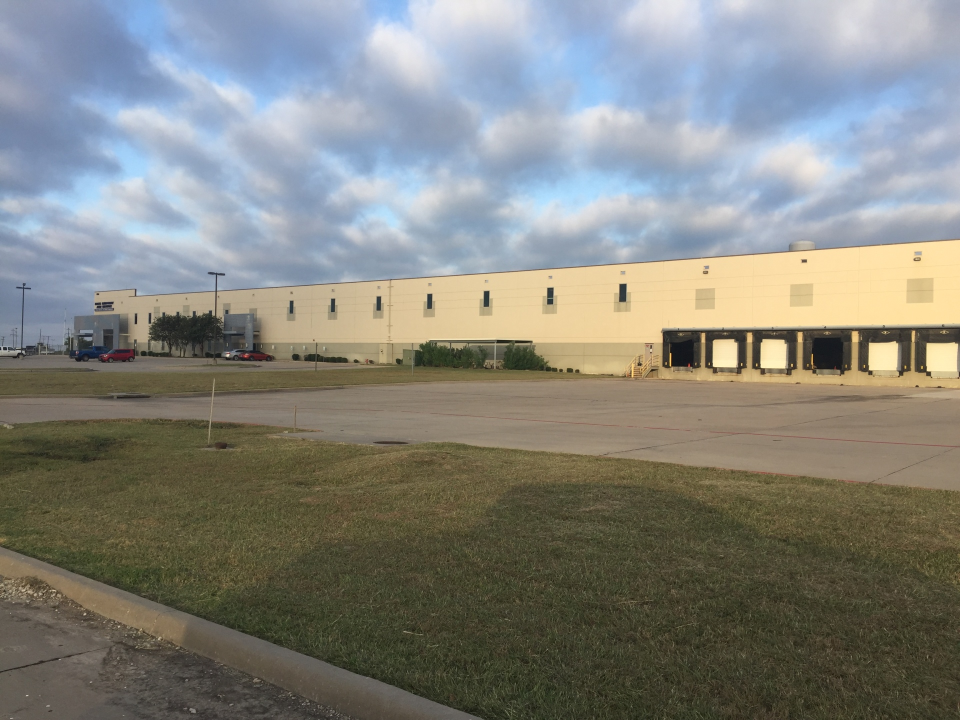 2 Manufacturing Bldgs in Greenville, TX