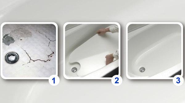Inlays for Big Cracks!