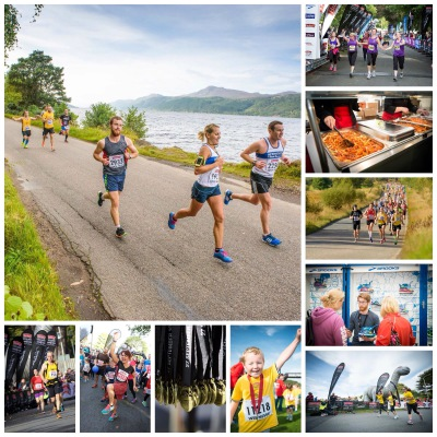 Loch Ness Marathon  (27 September 2015)