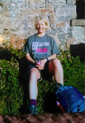 Walking the West Highland Way for IBC (October 2015)