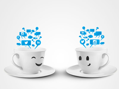 Why & How to use social media for your business