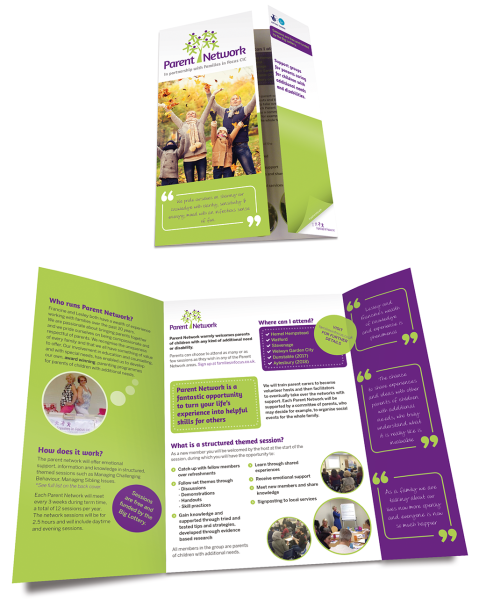 Parent Network | Leaflet