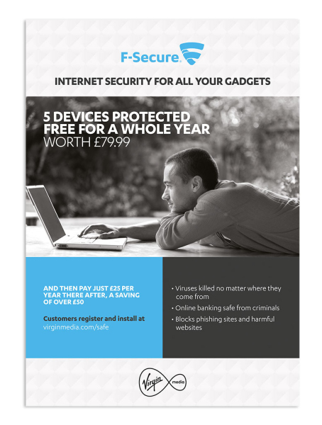 F-Secure | Poster